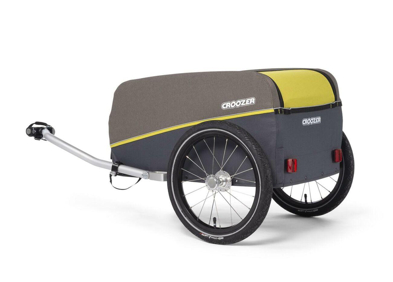 121008120 Croozer Cargo Kalle Seite Lemon Green 2020 Web