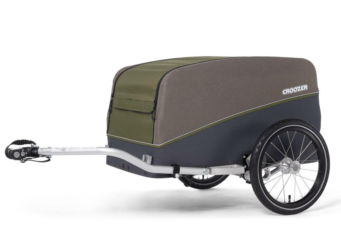 121008320 Croozer Cargo Tuure Olive Green 2020 Web