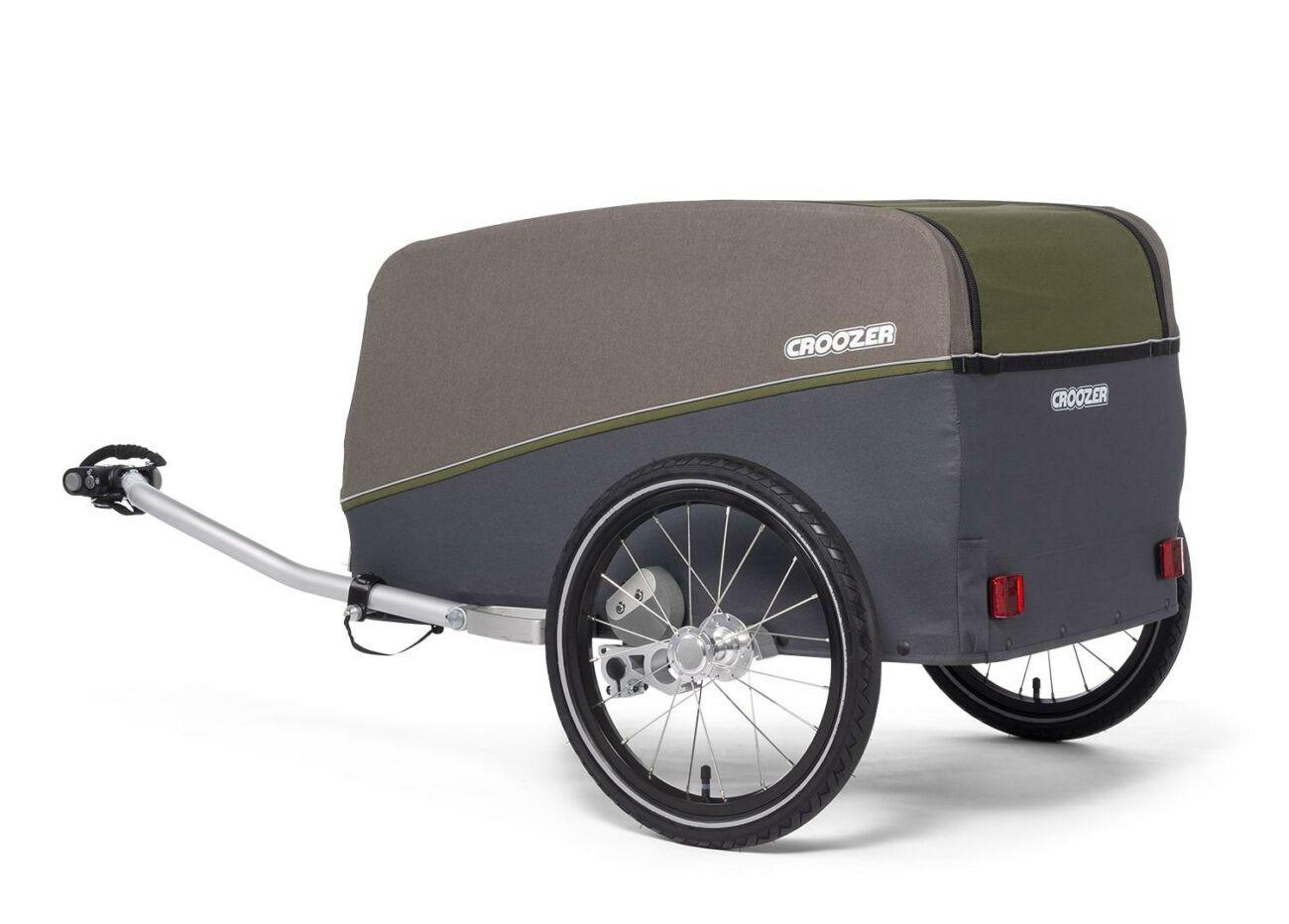 121008320 Croozer Cargo Tuure Seite Olive Green 2020 Web