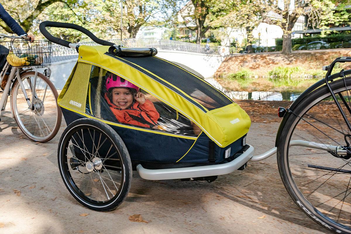 Croozer Kid Bike Action02 2018 Web