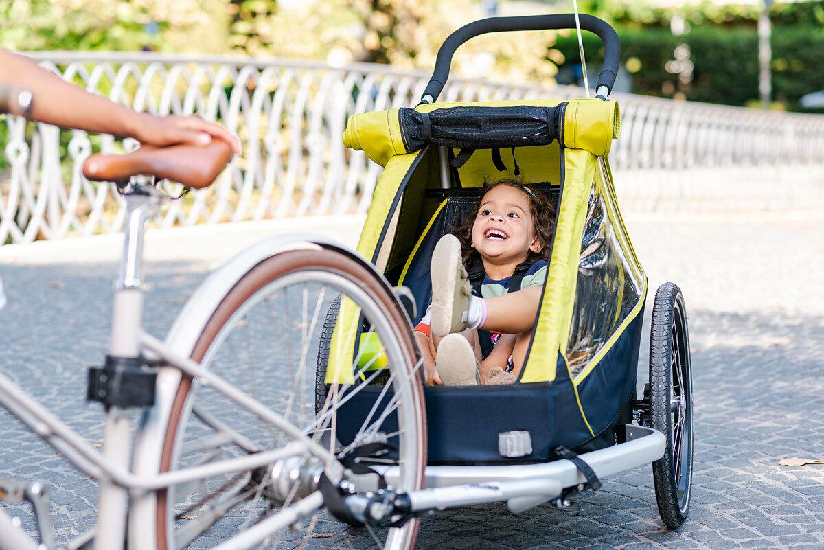 Croozer Kid Bike Action10 2018 Web